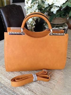 Chic-Handbag-faux-suede-available-in-3-colors-Black-Taupe-and-Cognac-Tote