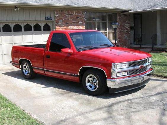 5 7 Drop Trucks Pinterest Chevy Trucks And