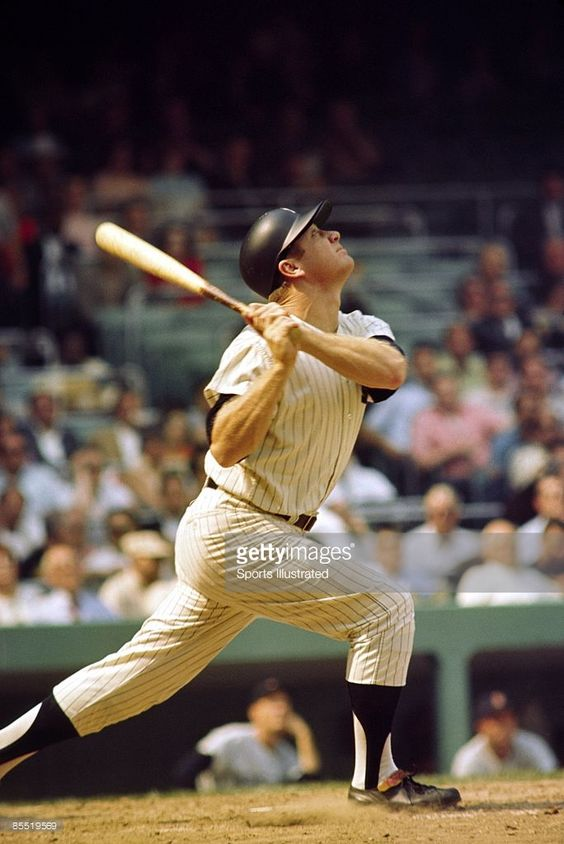 Mickey Mantle - New York Yankees