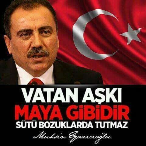 Adam gibi adam! #MuhsinYazıcıoğlu #vatansevdası