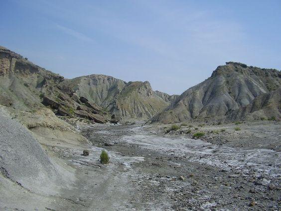 Paraje Natural Desierto de Tabernas:
