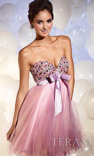 weird color... cute dress!