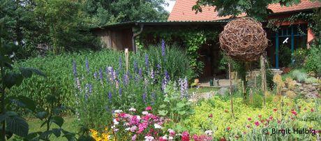 Naturnahe und tierfreundliche Gärten sind eine wahre Augenweide (Foto: B. Helbig)