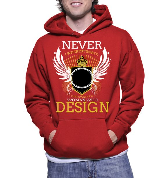 Never Underestimate The Power Of A Woman Who Design Hoodie