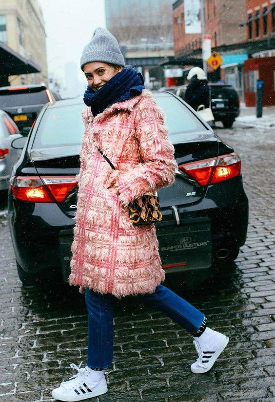 The best street style looks from NYFW
