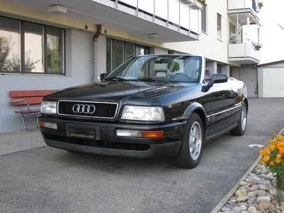 Audi Coupé/cab Cabriolet 2.3 E
