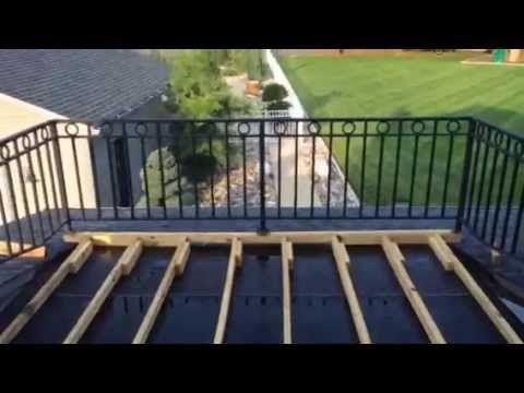 Image Result For Floating Deck Over Flat Roof Floating Deck