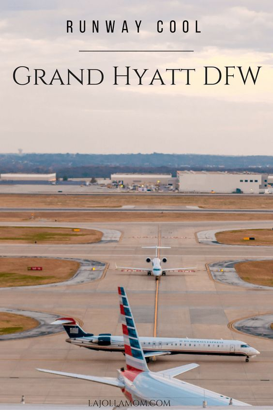 The Grand Hyatt DFW is considered the best Dallas airport hotel for its runway view rooms, in-terminal location and amenities.