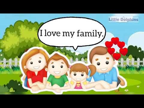 Short Story For Kids Self Introduction Myself And My Family Youtube In 2021 Stories For Kids Short Stories For Kids Online Preschool