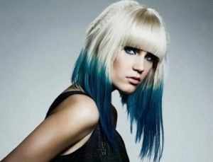 I miss my Teal and Platinum Hair!!