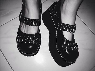 Shoes by Demonia