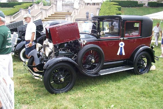 1929 Ford Model A Sedan | 1929 Ford Model A Town Car
