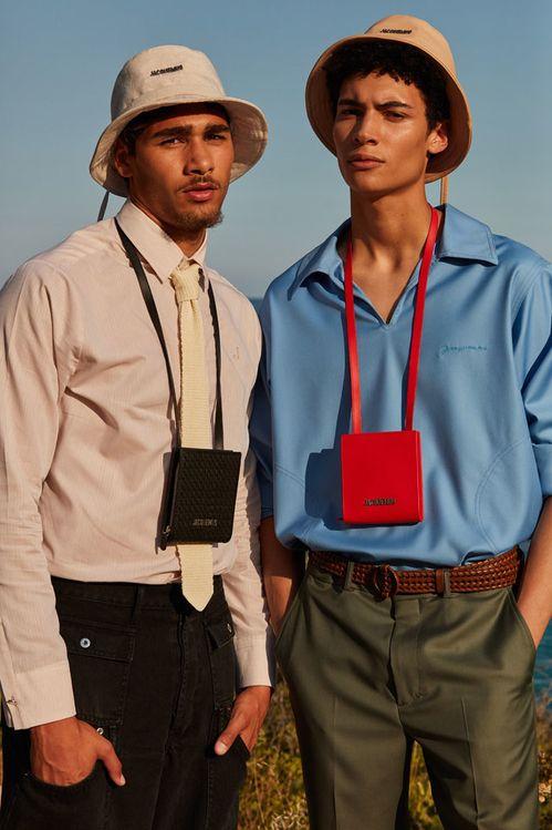 Comment Porter Le Bob 10 Modèles Repérés Sur Les Podiums Fashion Week Hommes Mode Mecs Vogue Hommes