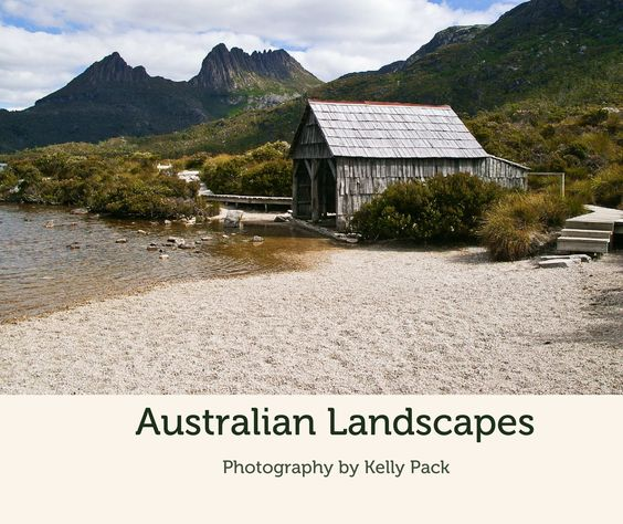 Australian Landscape Photography Book