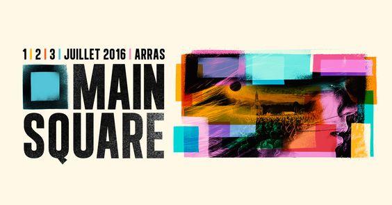 Mainsquare Festival 2016 avec Iggy Pop, Macklemore & Ryan Lewis, Disclosure, ... Arras France