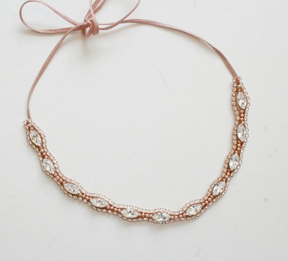 Style No. 4 #rosegold Mini collection