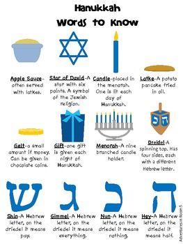 Hanukkah Freebie Pack (must join site to download)