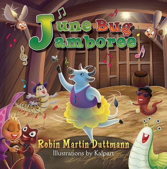 "Congratulations Robin Martin-Duttman on the release of ""June Bug Jamboree"" #newreleases"
