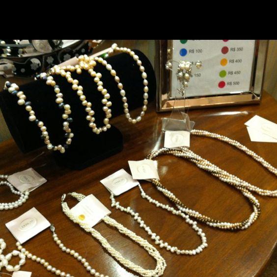 Bazar perlas.