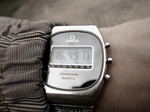 Omega Speedmaster Quartz 1620