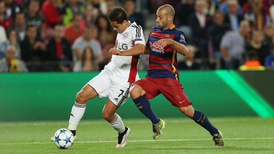 Barcelona va a su último trámite ante el Leverkusen - http://bit.ly/1TBjepx