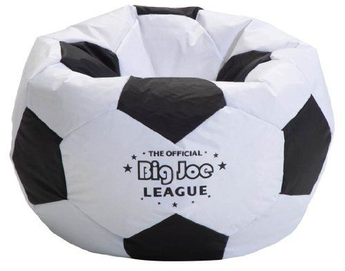 Comfort Research Big Joe Soccer Bean Bag with Smart Max Fabric by Comfort Research, http://www.amazon.com/dp/B0053HDL8S/ref=cm_sw_r_pi_dp_wFyRrb0A7BB89