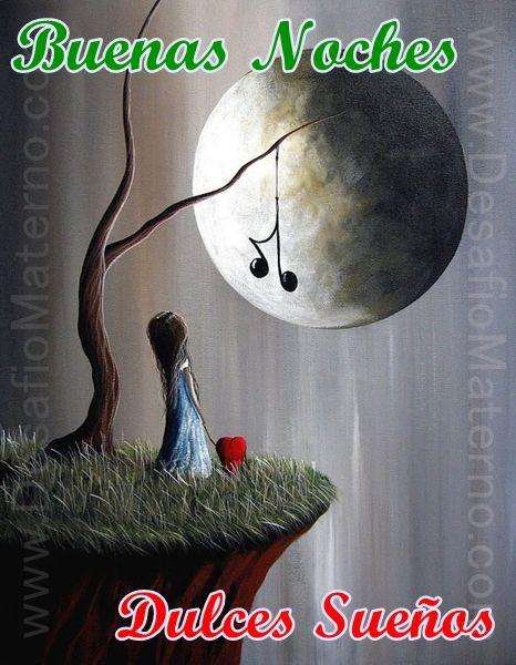 Buenas noches desafiomaterno buenos d as y buenas - Buenos dias buenas noches ...