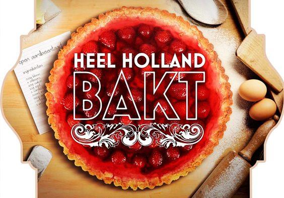 Heel Holland Bakt Kerst van start: