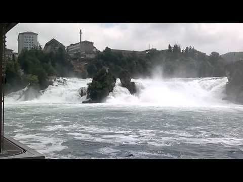 http://www.GraphicDesignNYC.net Rhine Falls, Switzerland