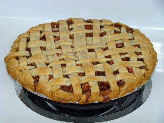 - Fresh Fig Pie