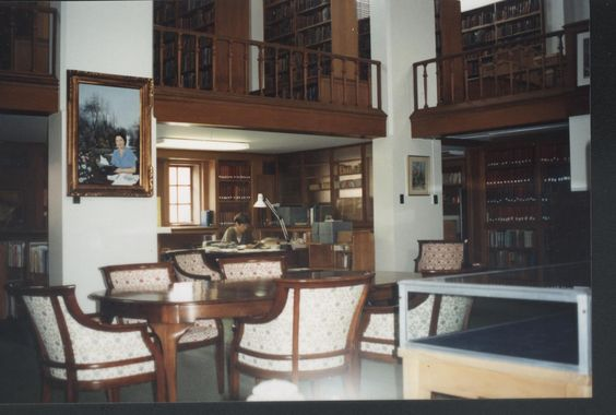 The Baldwin Library (Children's books special collections) at the University of Florida, Gainesville, FL.