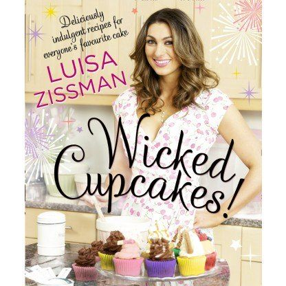 SIGNED COPY - Wicked Cupcakes! By Luisa Zissman