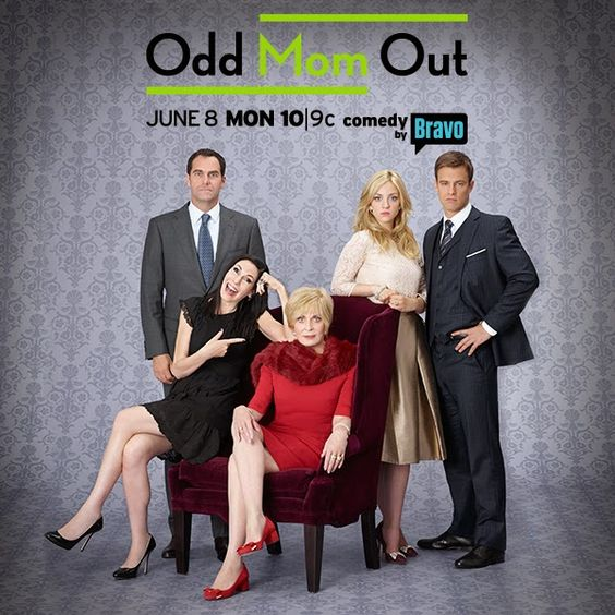 First Time Mom and Losing It: Bravo's Odd Mom Out, A Must See TV Show!
