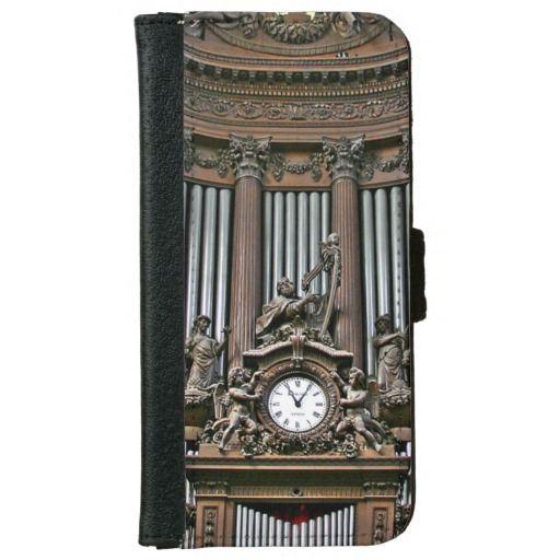 St Sulpice organ wallet case