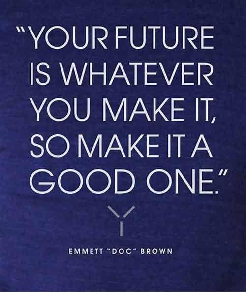 The Future Quotes