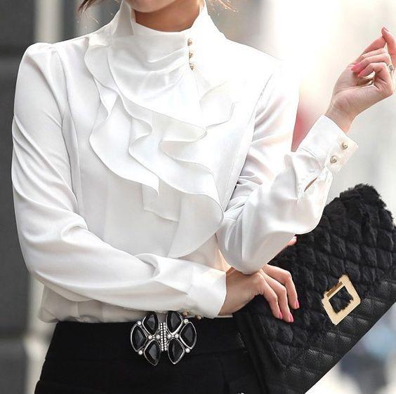Sjieke blouse