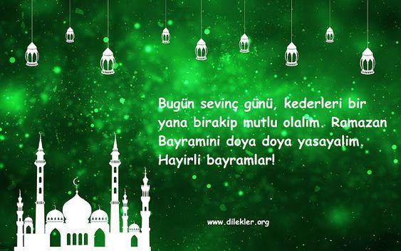 Ramazan Bayram Mesajlari 2019 Ramazan Mesajlar Dualar