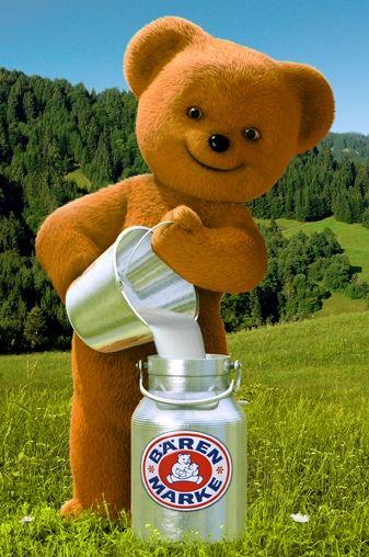 Nix geht über Bärentatzen, Bärentatzen zum Kaffee