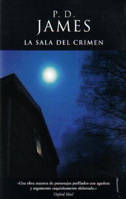 La Sala del Crimen - P. D. James C794c14a3459cb3be828a804f5224f02--james-darcy