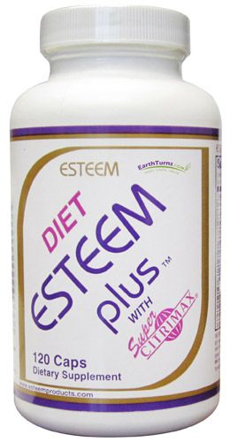 Diet Esteem Plus is an all natural diet supplement that may help with your weight loss routine. Learn more about this and other great products at EarthTurns.com.
