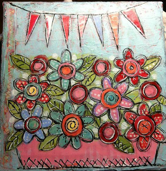 Gina McKinnis painting: