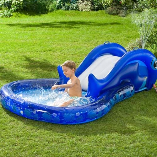 Pinterest le catalogue d 39 id es for Toboggan pour piscine