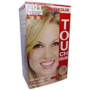 Touchcolor Hair Color Light Blonde Golden Beige 80ml Hair Color