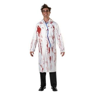 Mens Deluxe Doctor Killjoy Halloween Costume
