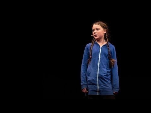 This Happened 16 Year Old Climate Activist Greta Thunberg Is The Leader The School Strike For Climate On 15th March Now Als Climate Change Climates Ted Talks