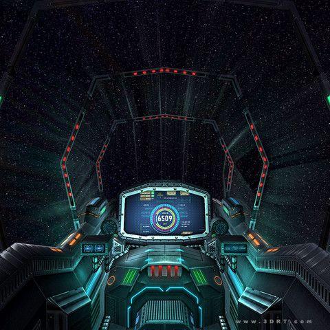 Sci Fi Cockpits Sponsored Sponsored Sci Fi Cockpits