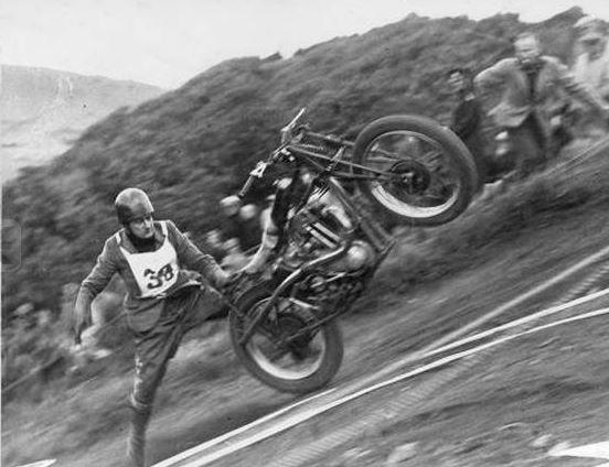G. Walton loses the fine balance battle that is Hill Climbing