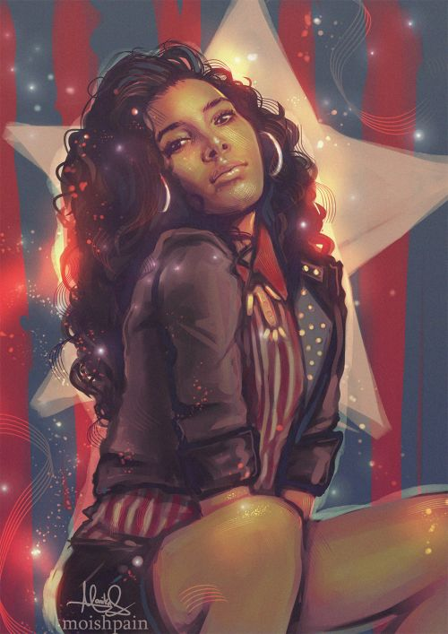 Miss America Chavez: