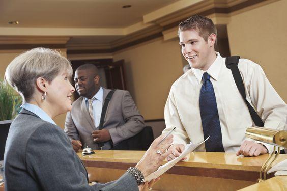 Hotel Front Desk Clerk Guest Service Agent Certificate At Ccbc Guest Service Agent Front Desk Hotel