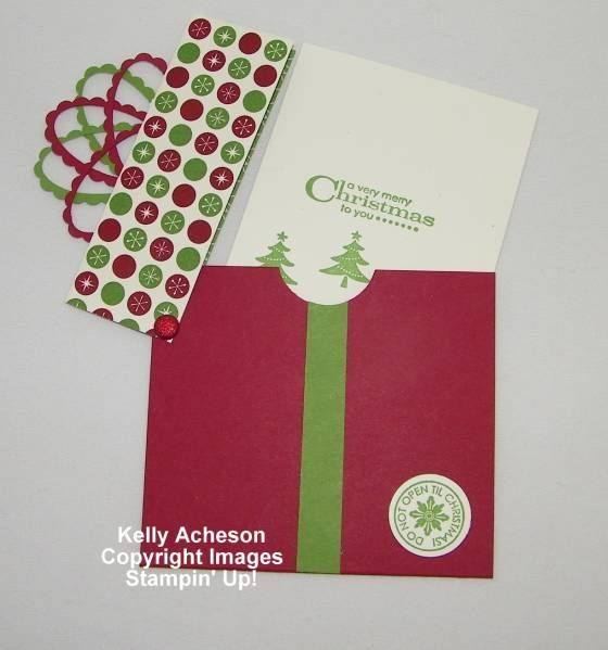 Gift Card Holder: Card Idea, 121 Cards, Xmas Card, Cards 2013, Cards Cards, Christmas Card